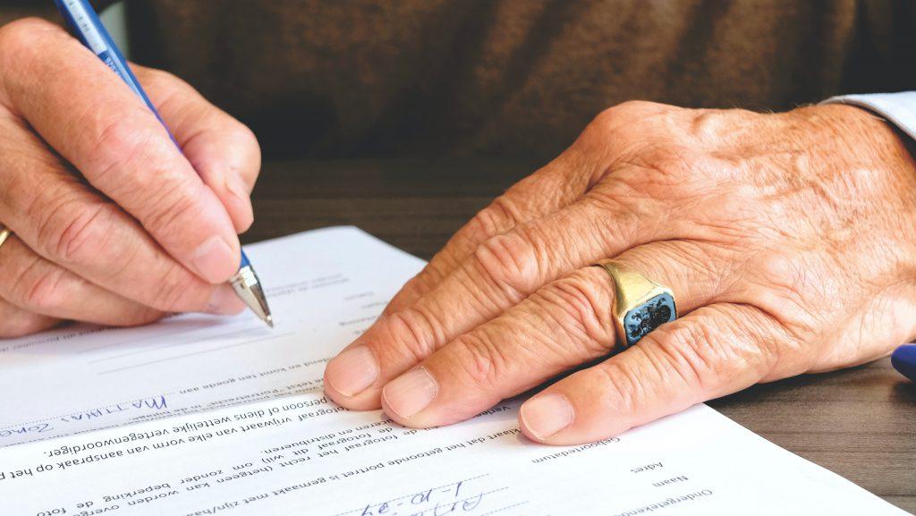 Noodverordering en Grondwet