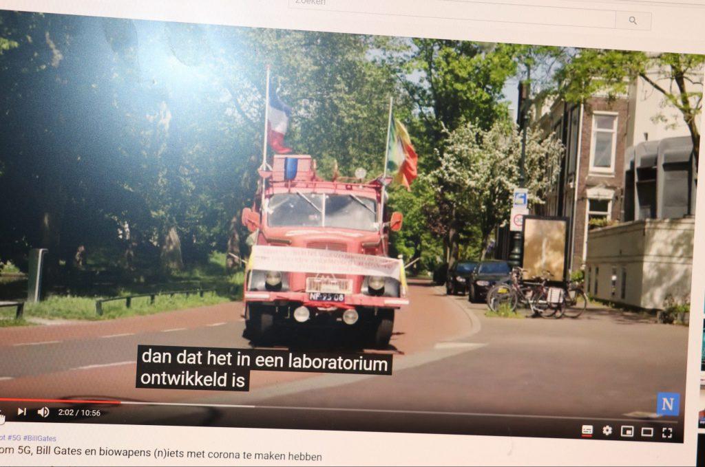 NOS: zo leeft het complotdenken in Nederland 1